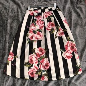 Small Shein skirt
